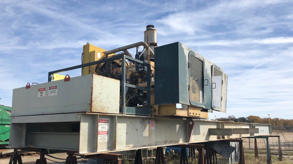 Lippmann 5165 Horizontal Shaft Impact Crusher