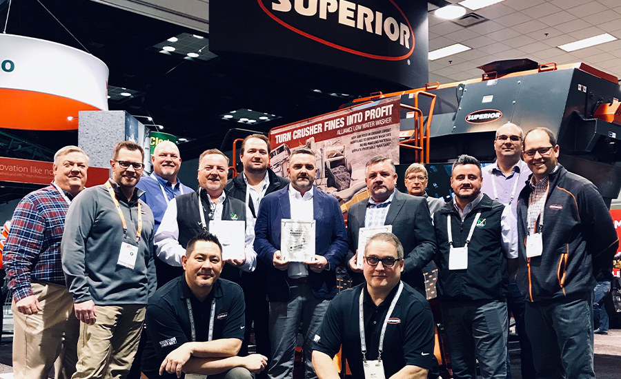 Dealer of the Year for Superior Industries
