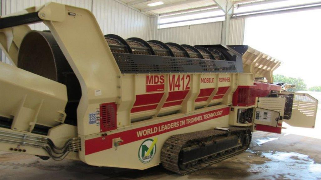 MDS M412 Screener