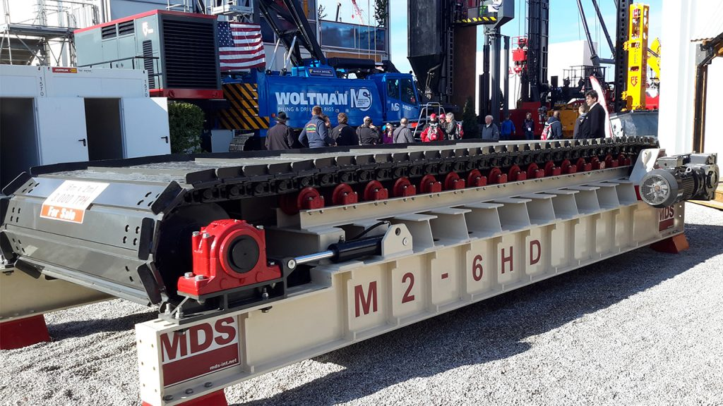 MDS Heavy Duty Apron Feeders