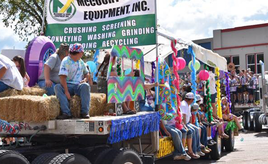 Fayette County Parade