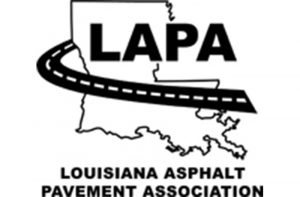Louisiana Asphalt Paving Association Logo